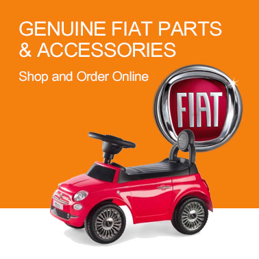 Order Genuine Fiat Parts and Fiat Accessories Online