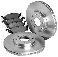 Fiat Brake Pads And Discs