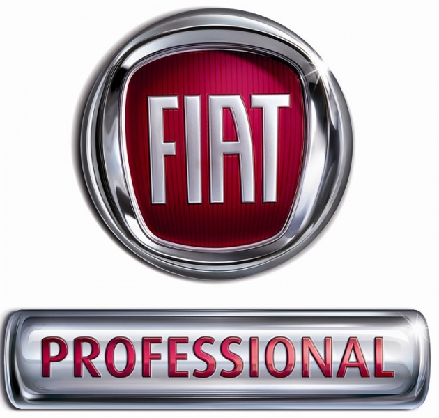 Fiat Professional Parts Logo