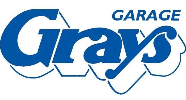 Grays Garage Logo