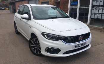 Fiat Tipo 1.3 MultiJetII Lounge (s/s) 5dr