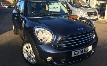 MINI Countryman 1.6 Cooper (Chili) ALL4 5dr