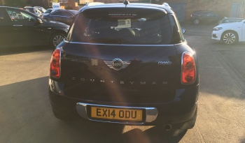 MINI Countryman 1.6 Cooper (Chili) ALL4 5dr full