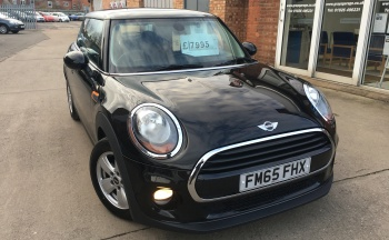 MINI Hatch 1.5 Cooper D (s/s) 3dr