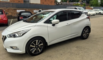 Nissan Micra 0.9 IG-T N-Connecta (s/s) 5dr full