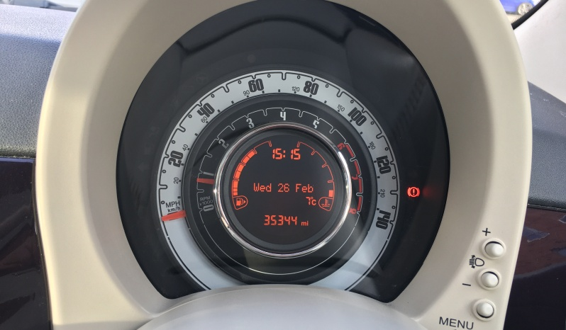 Fiat 500 1.2 Lounge (s/s) 3dr full