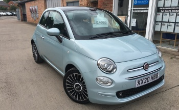 Fiat 500 1.0 MHEV Launch Edition (s/s) 3dr