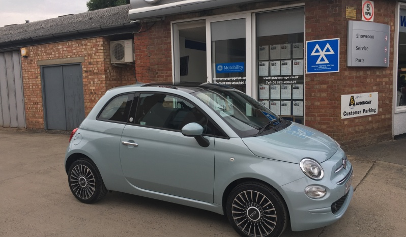 Fiat 500 1.0 MHEV Launch Edition (s/s) 3dr full