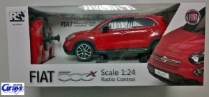 Fiat 500X Remote Control Car | 6002350406