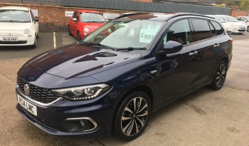 Fiat Tipo 1.4 T-Jet Lounge (s/s) 5dr full