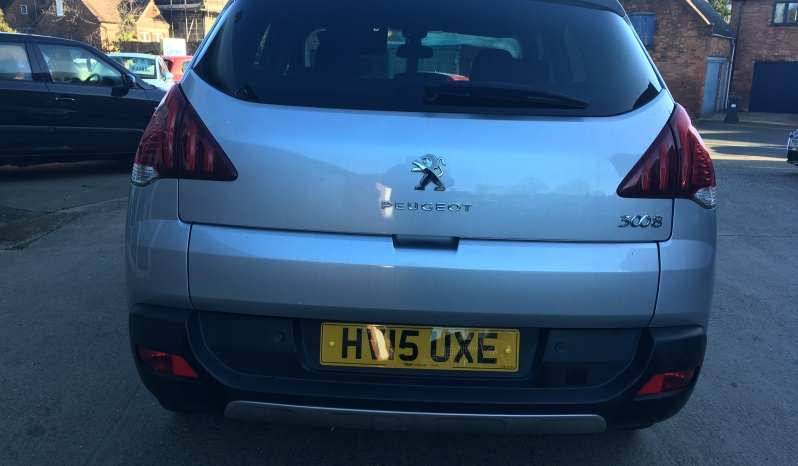 Peugeot 3008 1.6 HDi Active 5dr full