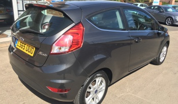 Ford Fiesta 1.25 Zetec 3dr full