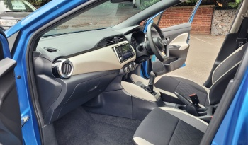 Nissan Micra 1.5 dCi Acenta (s/s) 5dr full